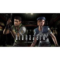 Resident Evil Hd Remaster Remastered Pc Original Digital
