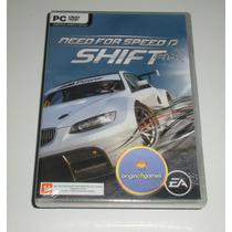 Need For Speed Shift   Corrida   Jogo Pc   Produto Original