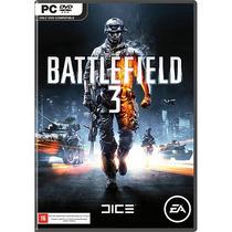 Battlefield 3 Pc - Original - Mídia Física