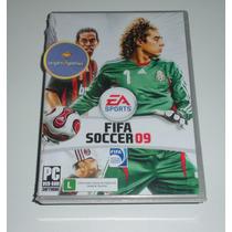 Fifa Soccer 09 | Esportes | Jogo Pc Computador | Original