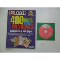 Jogo De Pc : 400 Jogos P/ Windows Volume 2 Revista Cd Expert