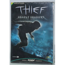 Thief Deadly Shadows Jogo Pc Original Novo Lacrado