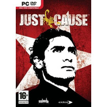 Just Cause Original / Steam Digital / Jogue Agora / 30% Off