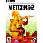 Vietcong 2 Jogo Pc Original Lacrado Raro Game Guerra