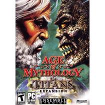 Age Of Mtythology The Titans - Atualizador Para Jogar On