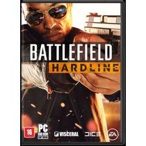 Battlefield Hardline - Jogo Para Pc - Mídia Física - Pt-br
