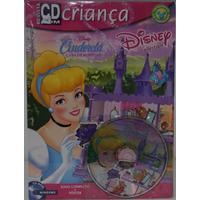 Cinderela Casa De Bonecas Jogo Pc Infantil Cd Criança