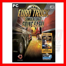 Euro Truck Simulator 2 - Going East! Nova Expansão Pc - Dlc