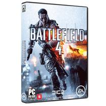 Jogo Battlefield 4 - Pc - Em Português Br - Box Completo