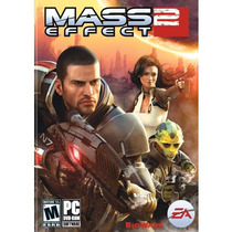 Mass Effect 2 Jogo Pc Original Lacrado