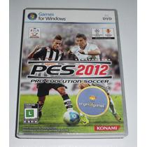 Pes 2012 Pro Evolution Soccer | Futebol | Jogo Pc | Original