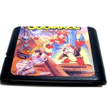 Squirrel King Tico E Teco /// Sega Mega Drive / Genesis