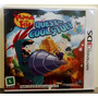 Phineas E Ferb Quest For Cool Stuff 3ds - 3ds Xl- 2ds