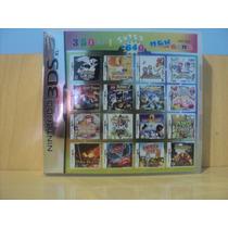 Pokémon Black E White + 348 Jogos P/ Nintendo Dsi -- Dsi Xll