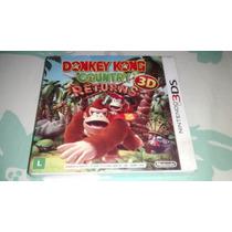 Donkey Kong Country Returns 3d Lacrado