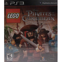 Pirates Of The Caribbean The Video Game Ps3 Playstation