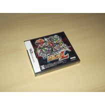 Ds & 3ds - Super Robot Wars L (japonês)