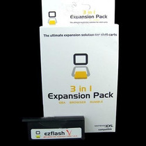 Ez Flash V 3in1 Expansion Pack Game Boy Advance No Ds Lite