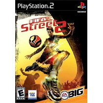 Fifa Street 2 Ps2 Patch + 1 De Brinde
