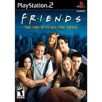 Friends The One With All The Jogo Para Ps2 ,lacrado,original