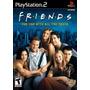 Friends - Playstation 2(original E Lacrado)