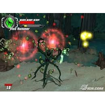 Ben 10- Protector Of Earth Ps2