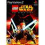 Lego Star Wars Para Playstation 2 (kit 7 Jogos Ps2 Infantil