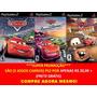 Carros Disney Para Playstation 2 (kit 3 Jogos Ps2 Cars