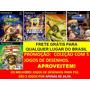 Scooby Doo + Bob Esponja + Shrek + Ratatouille + Madagascar