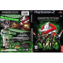 Os Caça Fantasma Ps2