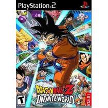 Dragon Ball Z Infinite World Ps2 Patch