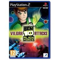 Ben 10 Alien Force Ps2 Patch + 2 De Brinde