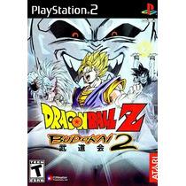 Dragon Ball Z Budokai 2 Ps2 Patch + 2 De Brinde