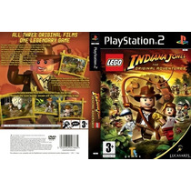 Patch Lego Indiana Jones Ps2 Exclusivo - Confira!