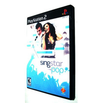 Sigstar Pop Original Ps2 Playstation 2 Play 2