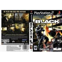 Patch Black Para Ps2 Jogo