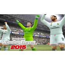 Bomba Patche J League Soccer Brasileirão2015 Ps2