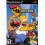 Patche The Simpsons Hit & Run