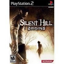 Silent Hill Origins Ps2 Patch Promoção Por Tempo Limitado