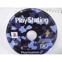 Official Us Playstation Magazine Demo Ps2 Original Raro