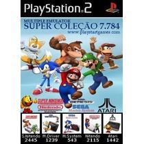 Super Coleção 7.784 Games