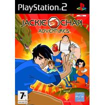 Jackie Chan Adventures - Playstation 2 Frete Gratis.