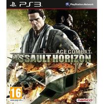 Ace Combat Para Ps3 Psn Em Gamesbig