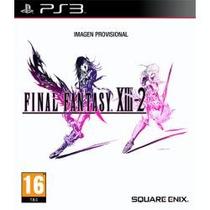 Ps3 * Final Fantasy Xiii-2 * Ff 13 - 2 * No Rj