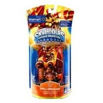 Boneco Skylanders Spyros Adventure Drill Sergeant Ps3 Wii Pc