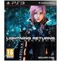 Lightning Returns: Final Fantasy Xiii Ps3 Envio No Dia