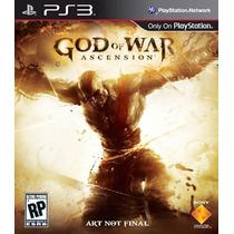 God Of War Ascencion, Portugues Ps3 , Codigo Psn !!!