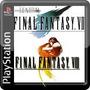 Final Fantasy Pack 7, 8 E 9 Viii, Vii Ix Ps3 Playstation