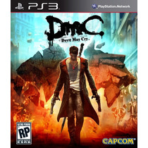 Devil May Cry 5 Ps3