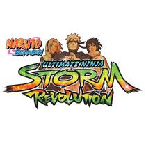 Naruto Shippuden Ultimate Ninja Storm Revolution# C/garantia